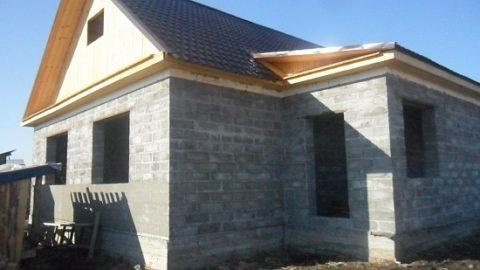Дачный домик: строительство