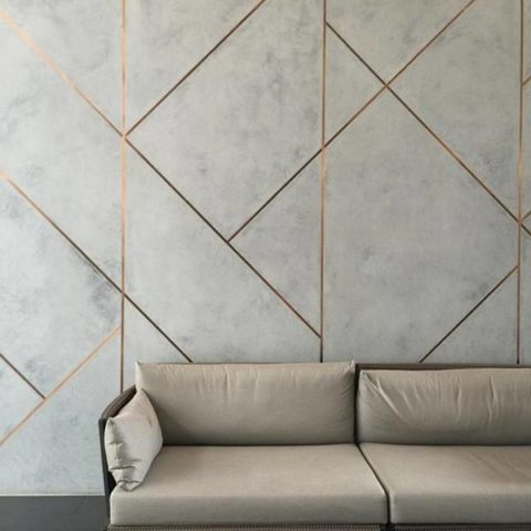 Декоративные панели под бетон