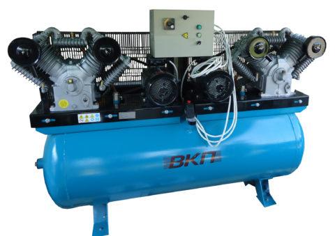 Для приведения в действие пневматического вибратора нужен компрессор