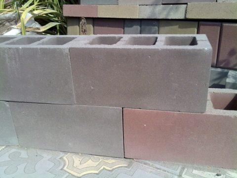 Керамзитоблок со шлифованной поверхностью