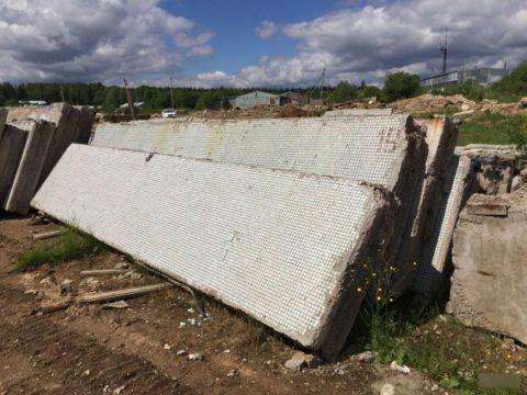 Перегородочных и стеновых панелей