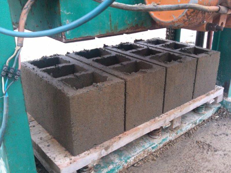 Производства керамзитных блоков своими руками 55