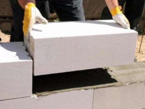 Повышенная скорость строительства за счет больших размеров изделий