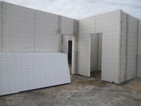 Стеновые панели из полистирола