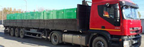 Транспортировка изделий