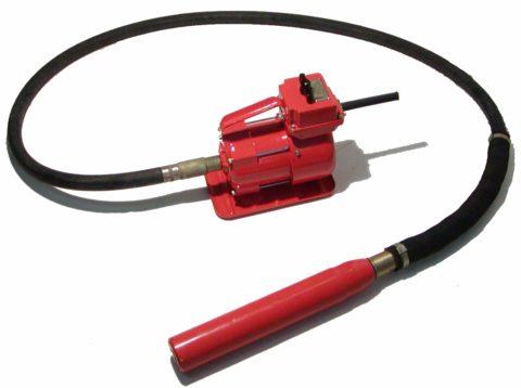 В большинстве погружных вибраторов используют именно такой тип вибровозбудителя