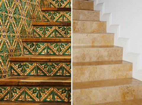 В зависимости от выбранной литки, лестницы могут выглядеть совсем по-разному