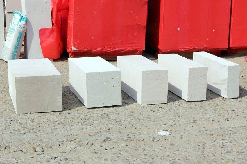 Разные размеры газоблоков важны при постройке дома