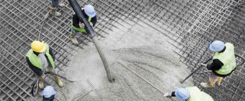 Добавки защищают внутреннее стальное армирование от действия коррозии