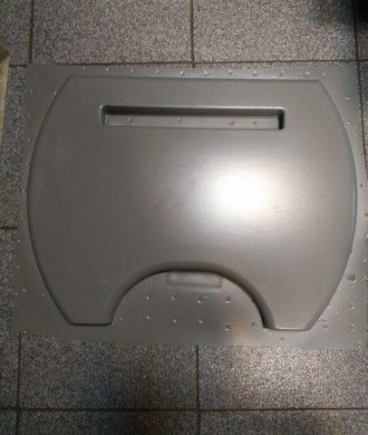 Формы для бетонных скамеек