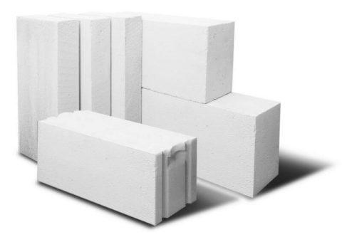 Газобетон: количество штук в кубе определят размеры длины, ширины, высоты