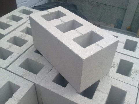 Газобетонные блоки сколько штук в кубе, если изделия имеют такую конфигурацию