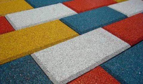 Искусственные красители для бетона