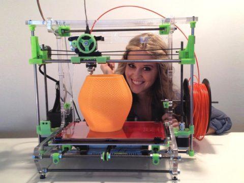 Изготовление форм на принтере скорое будущее