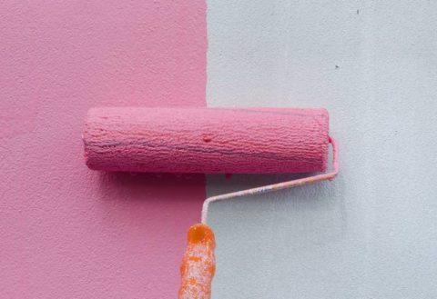Как красить бетон