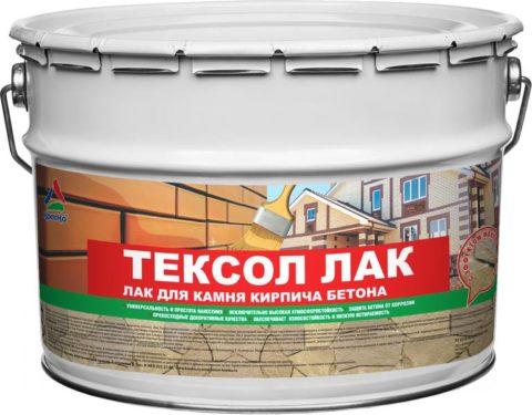 Лак для обработки бетона
