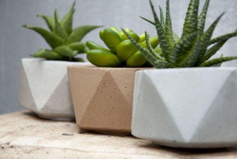 Оттенки бетонных изделий