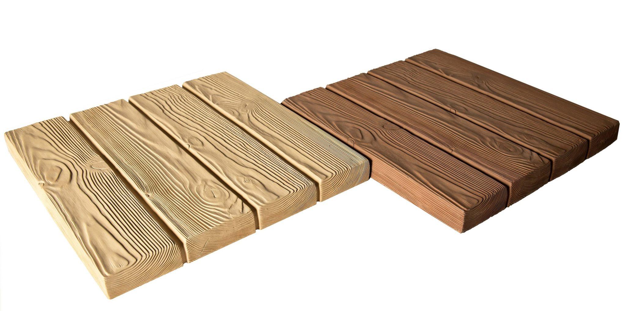 Изготовление силиконовой формы для тротуарной плитки своими руками