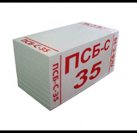 ПСБ-С35 как раз обладает требуемой плотностью