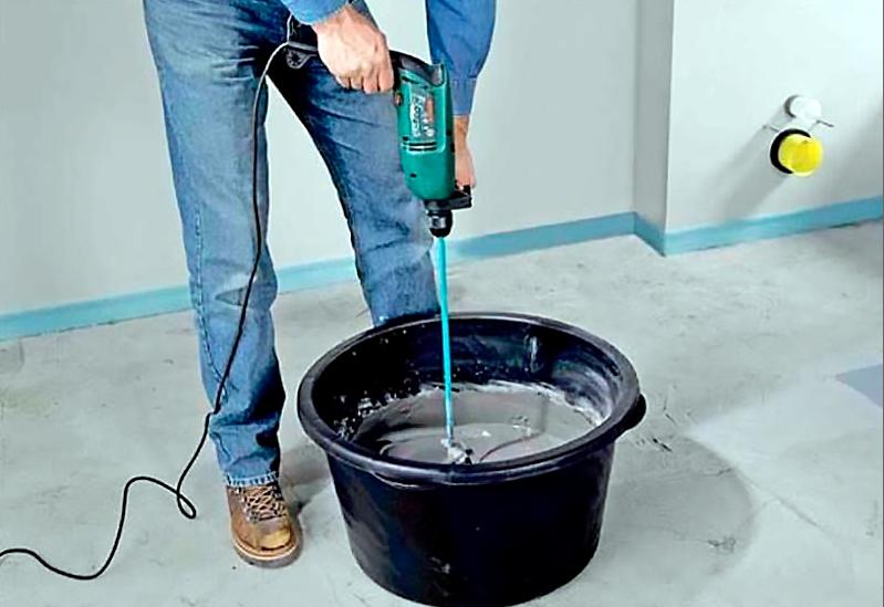 Как приготовить цементную штукатурку своими руками 55