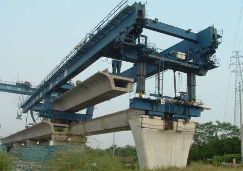 Современное строительство железобетонного моста