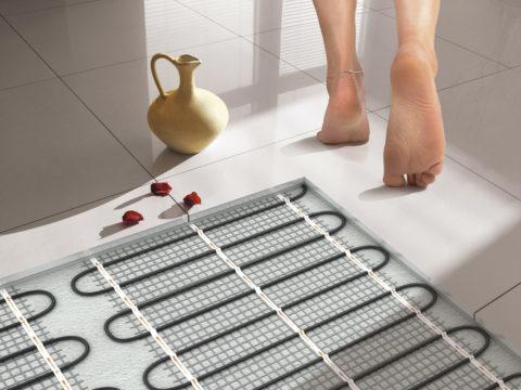 Современные системы отопления – теплые полы