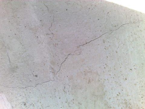 Трещины на бетоне после пропарки