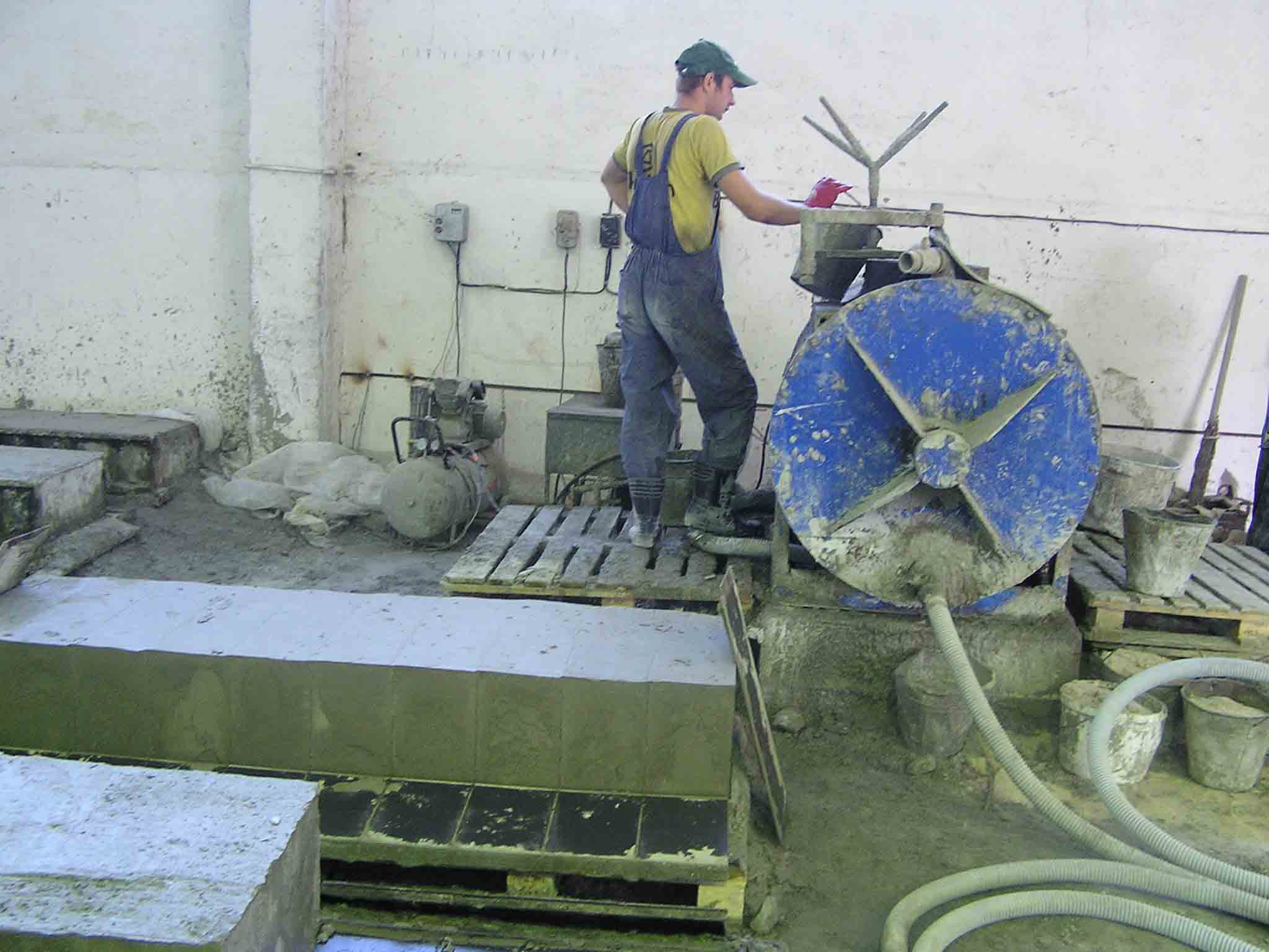 Производство пеноблока своими руками