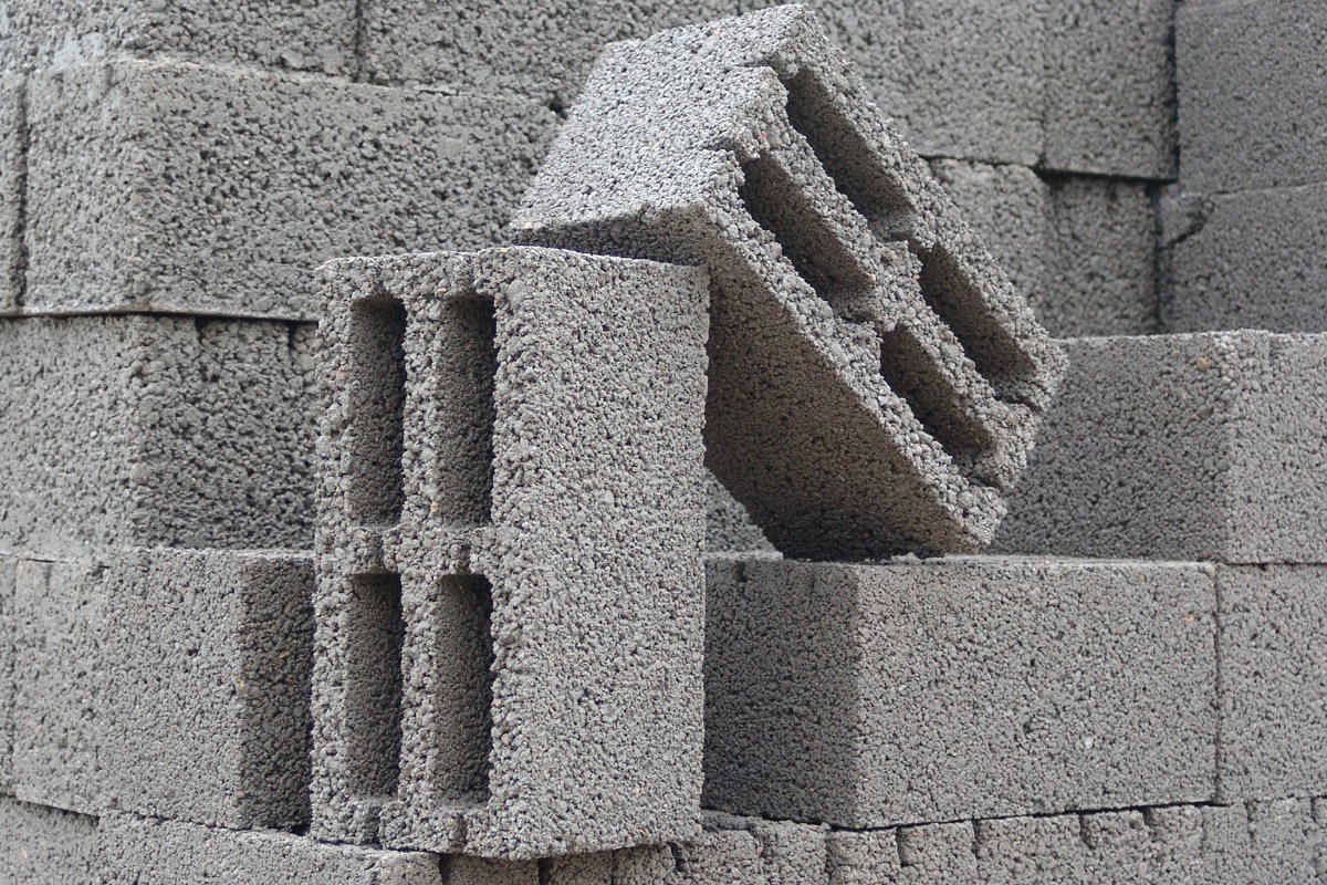 Поризованные легкие бетоны