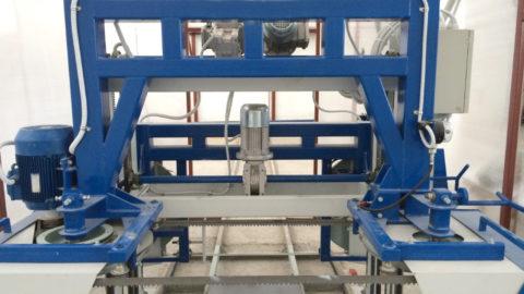 Автоматизированный станок для резки