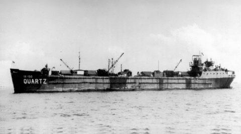 Бетонное судно «Quartz»