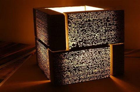 Блоки прозрачного бетона могут иметь различные габариты и использоваться для разных целей