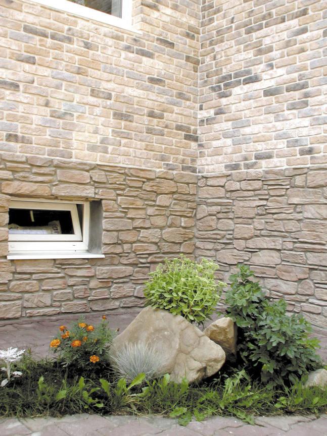 Декоративные изделия из бетона: варианты для фасада и ландша.