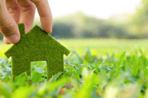 Дома из пеноблока - экологичны