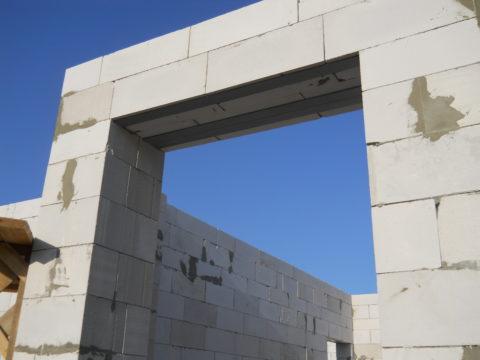 Дверные и оконные проемы