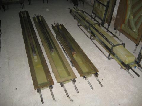 Форма для бетонного столба