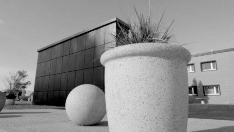 Фотокаталитический бетон в ландшафтном дизайне