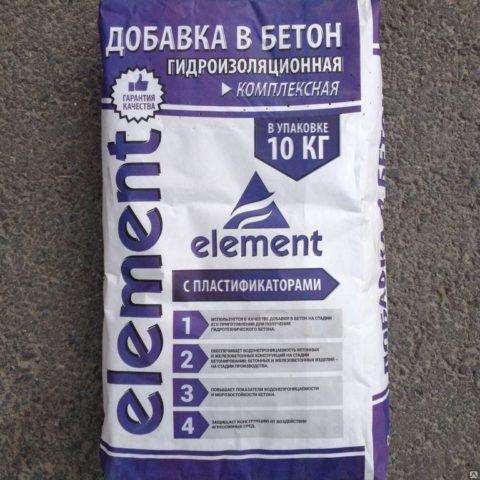 Используйте в растворе комплексные присадки, которые улучшат сразу несколько свойств готового бетона