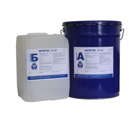 Маслостойкая краска по бетону