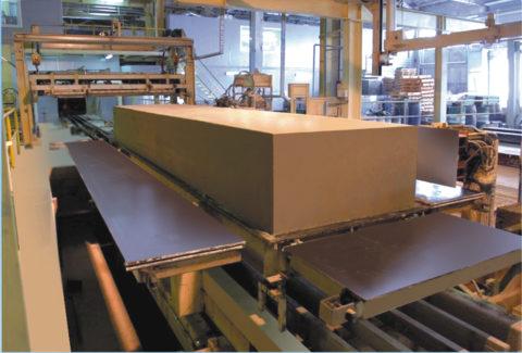 Немецкое оборудование для изготовления газоблока