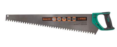 Ножовка для ячеистых бетонов
