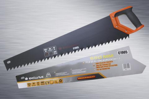 Ножовка, пригодная для резки опилкобетона