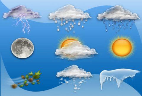 Погодные условия – также один из факторов