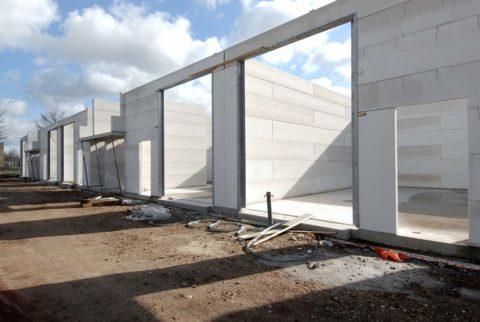 Применение стеновых панелей