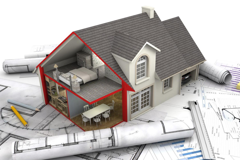 Проект дома из газобетона своими руками как построить свой дом