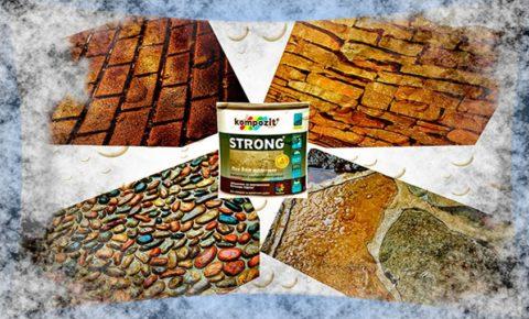 Защитный лак для каменных поверхностей