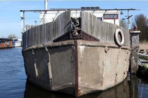 Железобетонный корабль