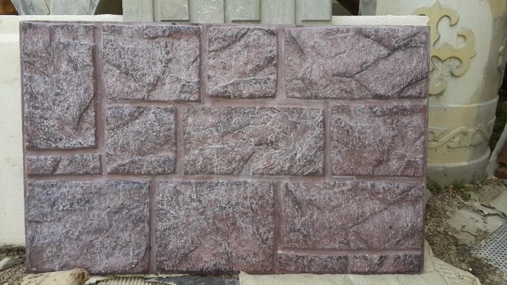Панель цокольная из стеклофибробетона
