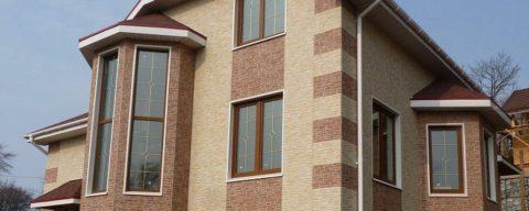 Для того, чтобы здание имело аккуратный вид, необходимо основательно подойти к устройству угловых стыков
