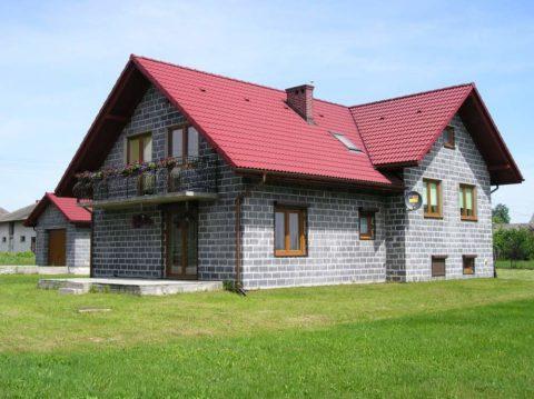 Дом из шлакоблока - долговечен